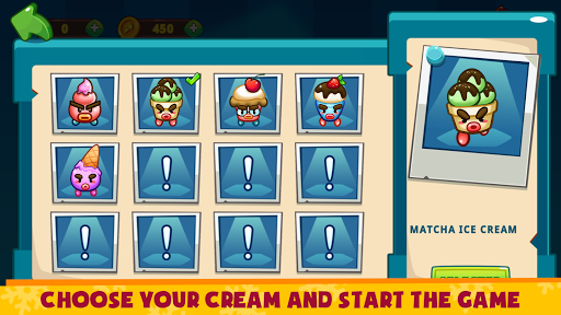 Bad Ice Cream Mobile - friv bad Icy war Maze Game 2.2 screenshots 6