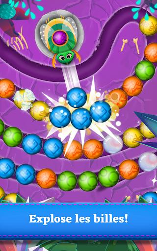 Violas Quest - Marble Blast  captures d'u00e9cran 1