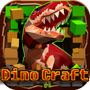 Game DinoCraft Survive & Craft Pocket Edition APK for Windows Phone