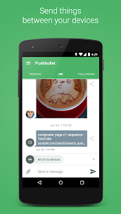 Pushbullet – SMS on PC Pro (Cracked) 1