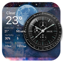 Clock and Weather on Homescreen icon