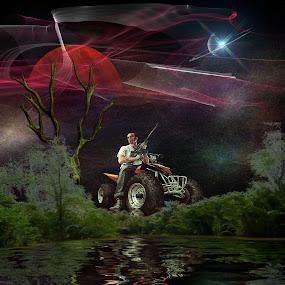 by Oly- Max-Maky - Digital Art Abstract
