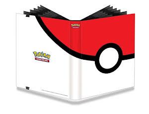 Pokémon Ball - PRO-Binder pärm