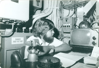 Photo: Professor Golly in the IC shop.  not sure about the name but that is how I remember it.
