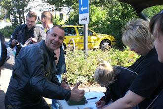 Photo: Jaaaaaaaaaaaaaaaaa, ich hab das Roadbook...