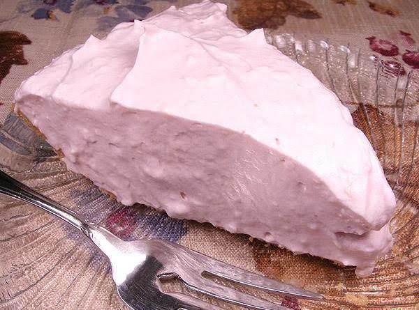 Pink Lemonade Pie Recipe