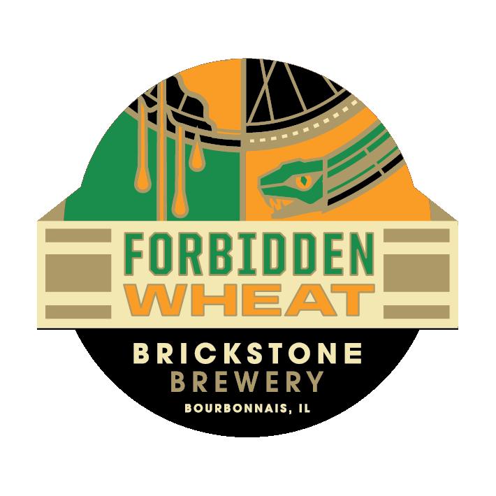 Logo of Brickstone Forbidden Wheat