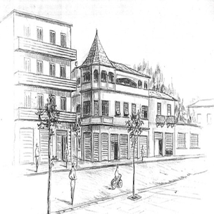 Drawing Architectural - náhled