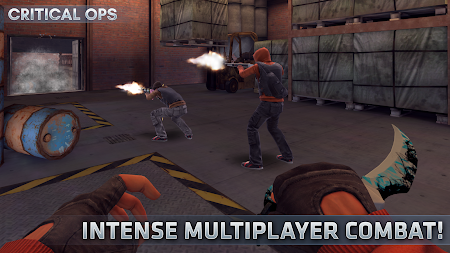Critical Ops APK screenshot thumbnail 8
