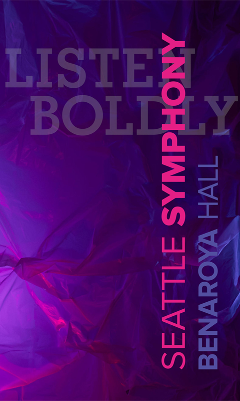 Seattle Symphony-Listen Boldly- screenshot