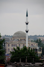 Photo: Day 101 - Mosque in the City of Cerkezkoy