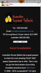 Sunset Safaris- screenshot thumbnail
