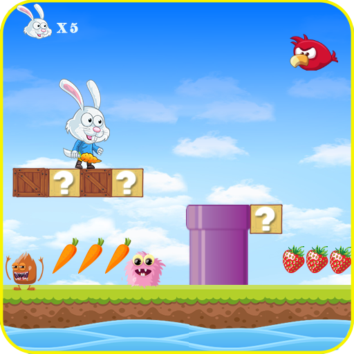 Super Bunny Run file APK for Gaming PC/PS3/PS4 Smart TV