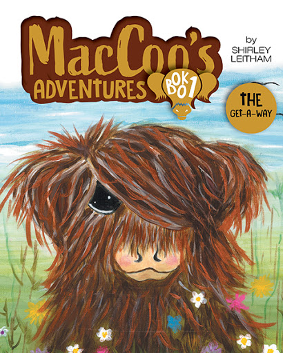 MacCoo's Adventures cover