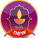 Diwali Wish SMS Hindi and English icon
