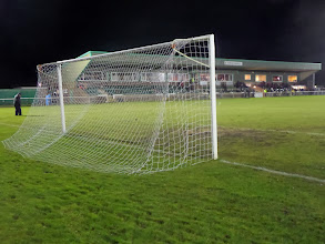 Photo: 13/02/14 Hanwell Town v Ashford United (FA Vase Round 4 at AUFC) 2-1 - contributed by Pete Collins