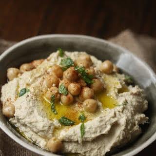 Artichoke Hummus.