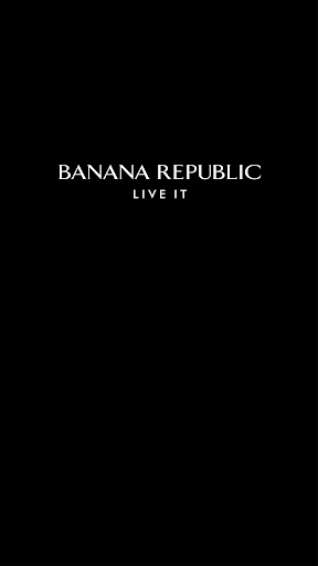 Banana Republic Live It