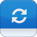 KitKat Media Rescan Widget icon