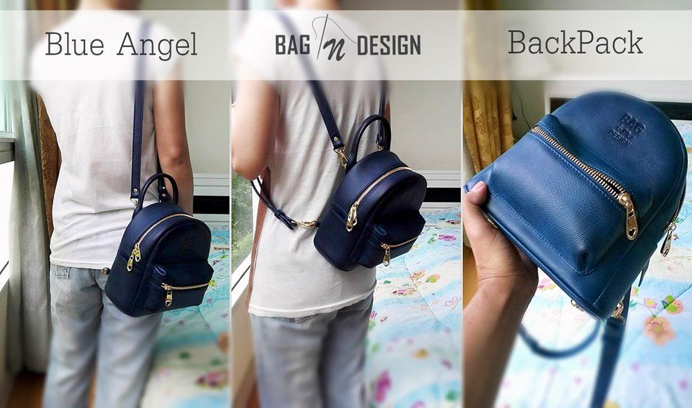 กระเป๋าเป้ใบเล็ก ผู้หญิง Backpack