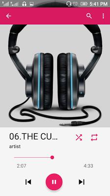 HD MP3 Music Player - screenshot