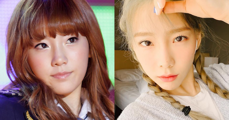 taeyeon doesnt age