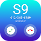 Download Samsung S9 style theme, full screen caller ID For PC Windows and Mac