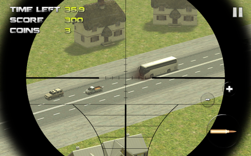 Sniper: Traffic Hunter screenshot 7