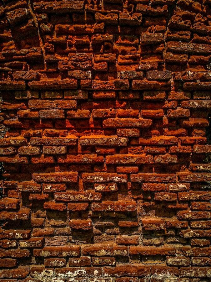 bata benteng willem I by Newa Rendy - Abstract Patterns