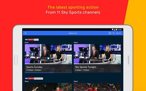 NOW TV 10.9.2 screenshots 13