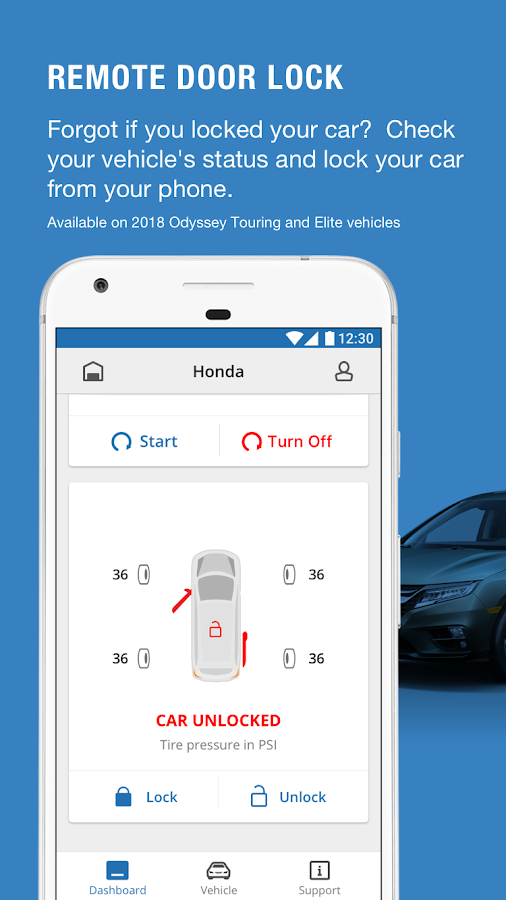 how to add apps to hondalink