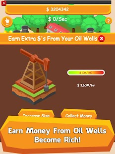 Oil Tycoon screenshot 3