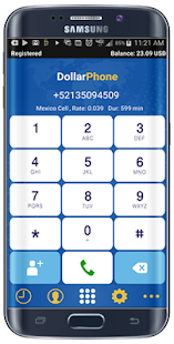 DollarPhone Free & Cheap Calls- screenshot thumbnail