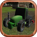 3D Tractor Simulator Farm Game icon