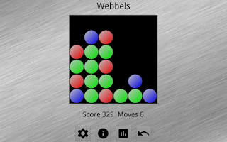 Screenshot of Webbels