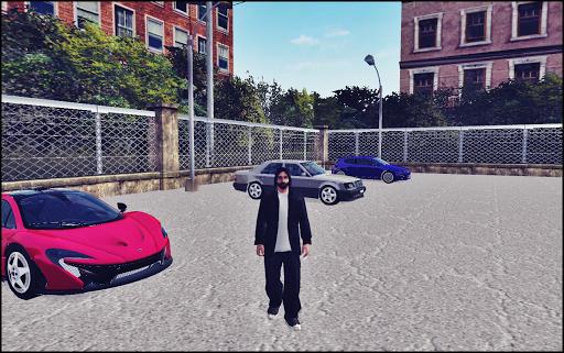 Benz E500 Drift & Driving Simulator 1.6 screenshots 1