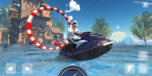 Jet Ski Racing 2019 - Water Boat Games 3.5 screenshots 1