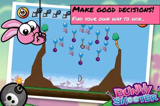 Bunny Shooter Free screenshot 4