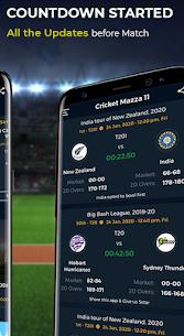 Cricket Mazza 11 Live Line & Fastest Score v2.04 [Unlocked] 3