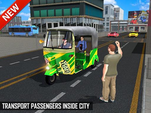 Off Road Tuk Tuk Auto Rickshaw screenshots 23