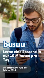 Busuu Spanisch
