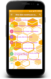 Hive data warehouse software - náhled