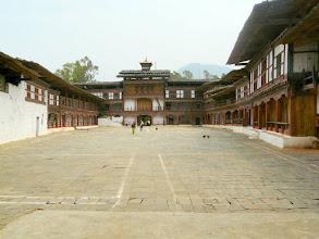 Photo: aber eigentlich ist es der Dzong von Wangdue, der letzte unserer Reise