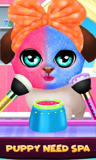 Puppy Dog Makeup Salon: Pet Makeover Salon & Spa 1.0 screenshots 2