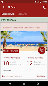 BuscoUnChollo - Viajes Ofertas screenshot 3