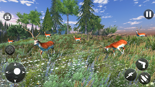 Gun Animal Shooting: Animals Shooting Game painmod.com screenshots 14