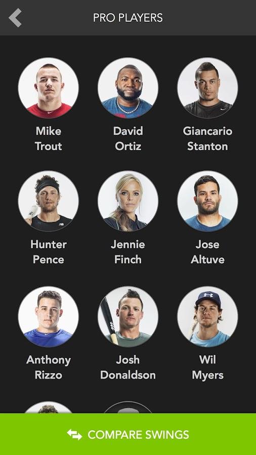Zepp Baseball- screenshot