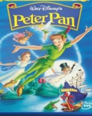 Peter Pan (1953, Clyde Geronimi, Hamilton Luske y Wilfred Jackson)