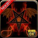 Pentagram Wallpaper 8K icon