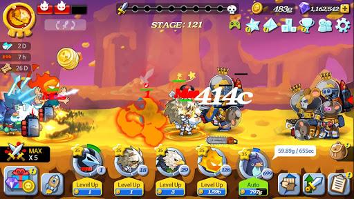 BEASTS VS MONSTERS - Idle RPG  captures d'écran 2